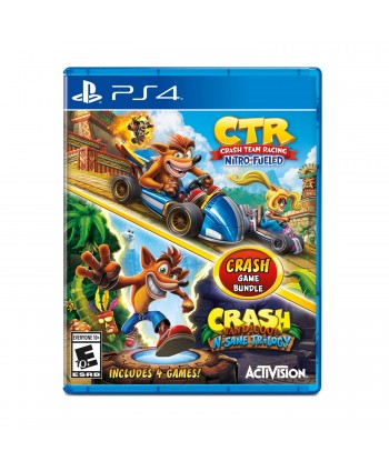 Juego PS4 CRASH TEAM RACING...