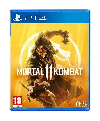 Juego PS4 MORTAL KOMBAT 11...