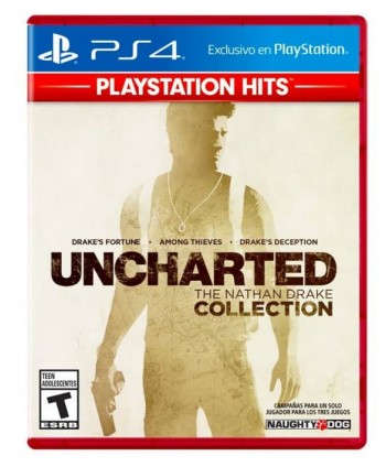Juego PS4 UNCHARTED THE NAT...