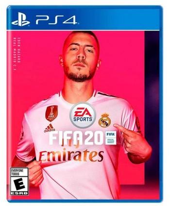 Juego PS4 FIFA20 DELUXE...