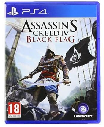 Juego PS4 ASSASSINS CREED 4...