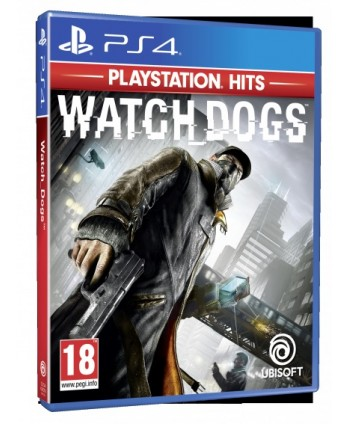 Juego PS4 WATCH DOGS HITS Sony