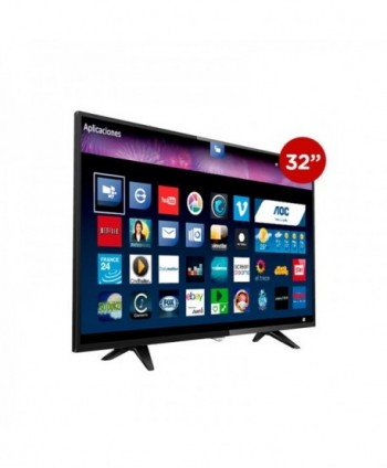 "AOC LED 32"" HD Smart Tv..."