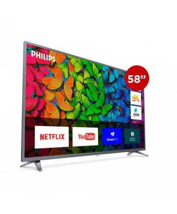 "Philips LED 58"" UHD 4K..."