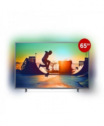 "Philips LED 65"" UHD 4K..."