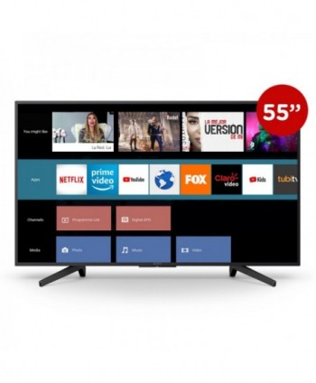 "SONY LED 55"" UHD 4K Smart..."