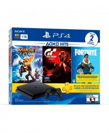 Consola PS4 Slim 1TB Family...