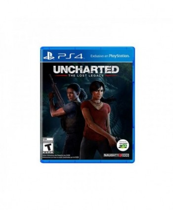 Juego PS4 Uncharted Lost...