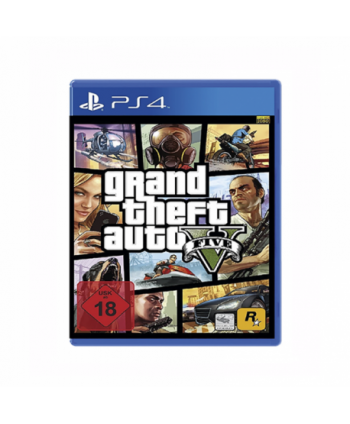 Juego PS4 Grand Theft Auto...