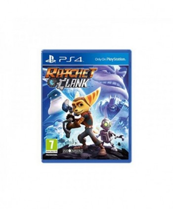 Juego PS4 Ratchet + Clank...