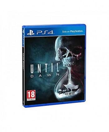 Juego PS4 Until Dawn Sony