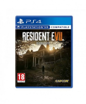 Juego PS4 Resident Evil 7:...