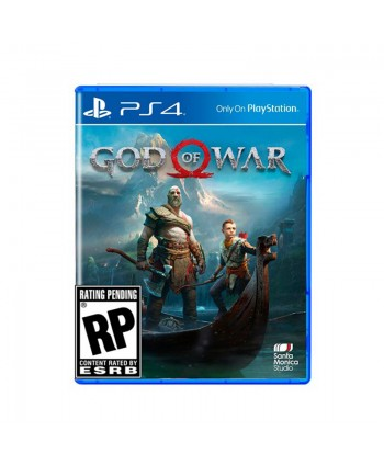 Juego PS4 God of Wars 3...