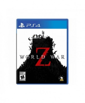 Juego PS4 WORLD WAR Z - Sony
