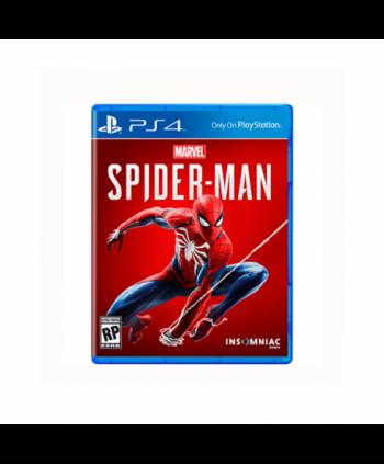 Juego PS4 Spider Man Sony