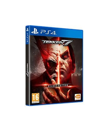 Juego PS4 Tekken 7 Sony