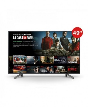 "Sony LED 49"" Ultra HD Smart..."