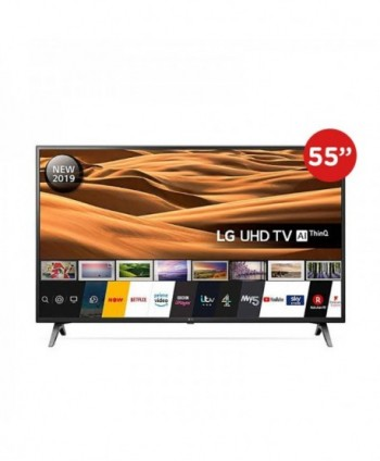 "LG LED 55"" Ultra HD 4K..."