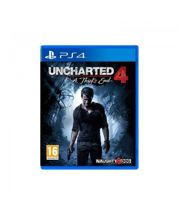 Juego PS4 Uncharted 4: A...