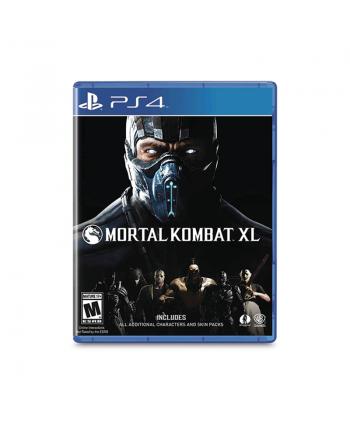 Juego PS4 Mortal Kombat XL...
