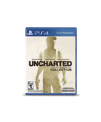 Juego PS4 UNCHARTED: The...