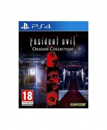 Juego PS4 RESIDENT EVIL...
